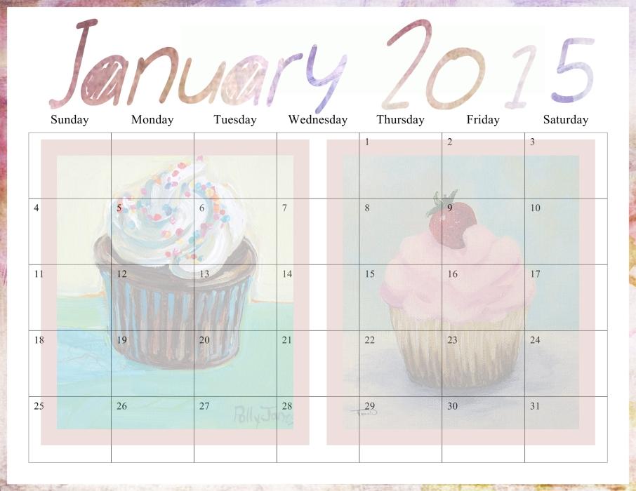 cupcake calendar - Page 011