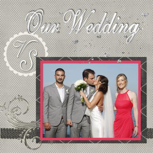 KOURBETIS WEDDING - Page 001